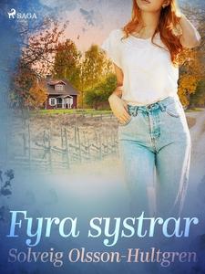 Fyra systrar (e-bok) av Solveig Olsson-Hultgren