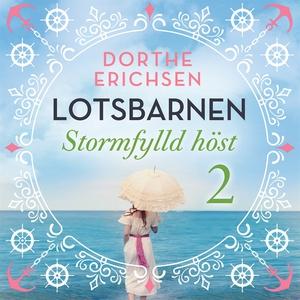 Stormfylld höst (ljudbok) av Dorthe Erichsen