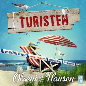 Turisten (ljudbok) av Micke Hansen, Christina O