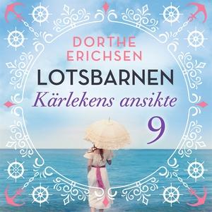 Kärlekens ansikte (ljudbok) av Dorthe Erichsen