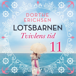 Tvivlens tid (ljudbok) av Dorthe Erichsen