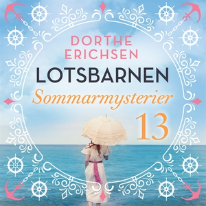 Sommarmysterier (ljudbok) av Dorthe Erichsen