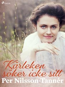 Kärleken söker icke sitt (e-bok) av Per Nilsson