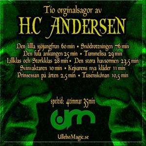 H.C Andersens sagor (ljudbok) av H.C Andersen