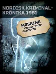 Mesrine – fransk storgangster (e-bok) av Divers