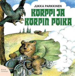Korppi ja korpin poika (ljudbok) av Jukka Parkk