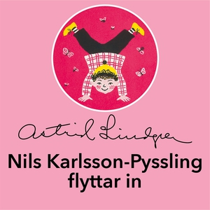 Nils Karlsson-Pyssling flyttar in (ljudbok) av