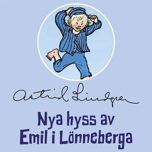 Nya hyss av Emil i Lönneberga (ljudbok) av Astr