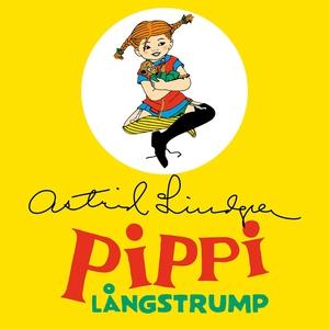 Pippi Långstrump (ljudbok) av Astrid Lindgren