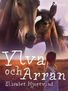 Ylva och Arran (e-bok) av Elisabeth Hjortvid