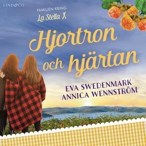 Hjortron och hjärtan (ljudbok) av Annica Wennst