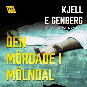 Den mördade i Mölndal (ljudbok) av Kjell E. Gen