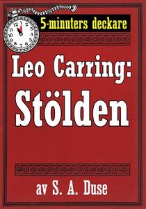 5-minuters deckare. Leo Carring: Stölden. Detek
