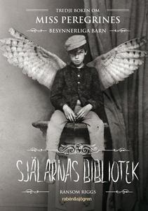 Själarnas bibliotek (ljudbok) av Ransom Riggs