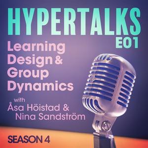 Hypertalks S4 E1 (ljudbok) av Hyper Island