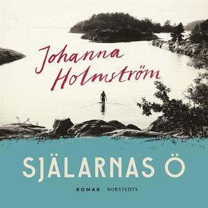 Själarnas ö (ljudbok) av Johanna Holmström
