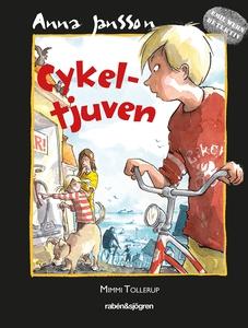 Cykeltjuven (e-bok) av Anna Jansson