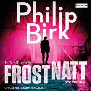 Frostnatt (ljudbok) av Philip Birk