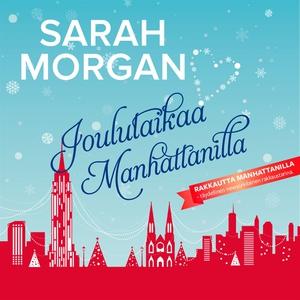Joulutaikaa Manhattanilla (ljudbok) av Sarah Mo