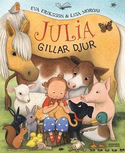 Julia gillar djur (e-bok) av Eva Eriksson, Lisa