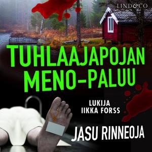 Tuhlaajapojan meno-paluu (ljudbok) av Jasu Rinn