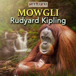 Mowgli (ljudbok) av Rudyard Kipling