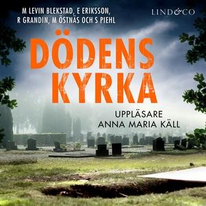 Dödens kyrka (ljudbok) av Erik Eriksson, Margar