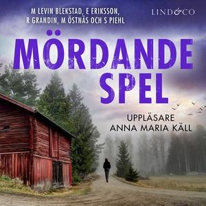 Mördande spel (ljudbok) av Erik Eriksson, Marga