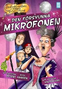 Den försvunna mikrofonen (e-bok) av Micke Hanse