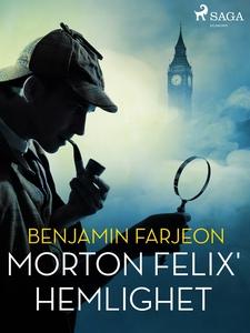 Morton Felix' hemlighet (e-bok) av Benjamin Far