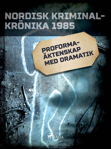 Proformaäktenskap med dramatik (e-bok) av Diver