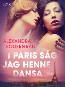I Paris såg jag henne dansa (e-bok) av Alexandr