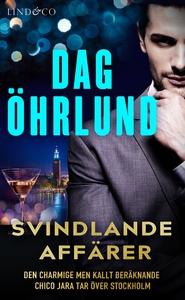 Svindlande affärer (e-bok) av Dag Öhrlund