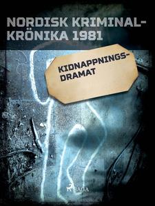 Kidnappningsdramat (e-bok) av Diverse