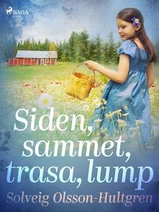 Siden, sammet, trasa, lump (e-bok) av Solveig O