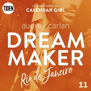 Dream Maker - Del 11: Rio de Janeiro (ljudbok)