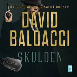 Skulden (ljudbok) av David Baldacci