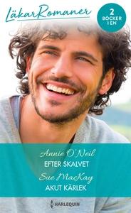 Efter skalvet/Akut kärlek (e-bok) av Sue MacKay