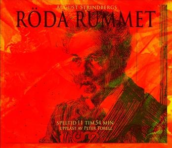 Röda rummet (ljudbok) av August Strindberg