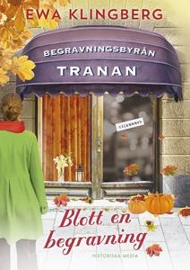 Blott en begravning (e-bok) av Ewa Klingberg