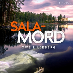 Salamord (ljudbok) av Owe Liljeberg