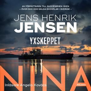 Yxskeppet (ljudbok) av Jens Henrik Jensen