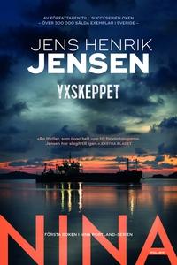 Yxskeppet (e-bok) av Jens Henrik Jensen