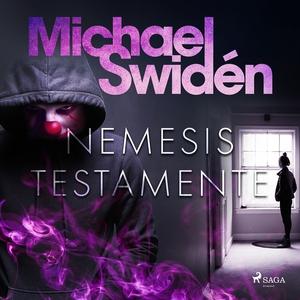 Nemesis testamente (ljudbok) av Michael Swidén
