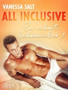 All inclusive - En eskorts bekännelser 1 (e-bok