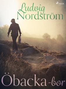 Öbacka-bor (e-bok) av Ludvig Nordström