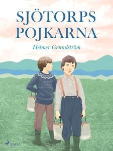Sjötorpspojkarna (e-bok) av Helmer Grundström