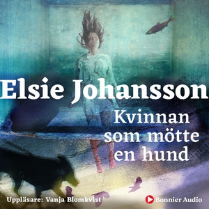 Kvinnan som mötte en hund (ljudbok) av Elsie Jo
