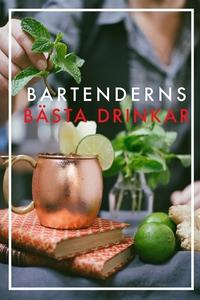 Bartenderns bästa drinkar (e-bok) av Nicotext F