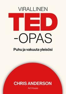 Virallinen TED-opas (e-bok) av Chris Anderson